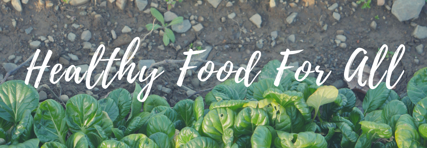 Healthy Food for All – Local farmers ending hunger